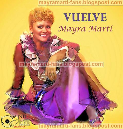 Mayra vuelve portada 1981