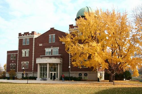 我最愛的campus center