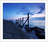 World's End (night86mare) Tags: travel blue sunset seascape clouds indonesia pentax wide kr 1020 hanger 10mm balikpapan