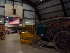 Inside the Farm and Ranch Museum