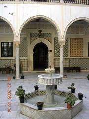 courtyard Harem House Tripoli (Carpe Feline) Tags: africa art heritage museum arte northafrica culture museo libya tripoli cultura patrimonio libia carpefeline haremhouse