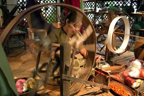 Thailand: Silk
