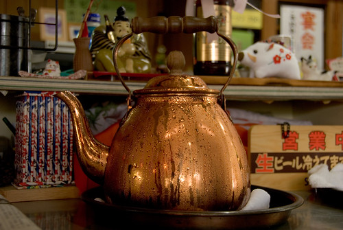 copper kettle by nodoca.
