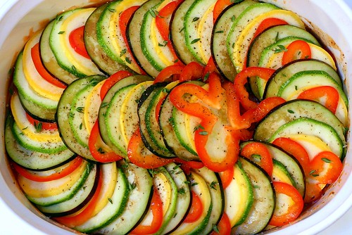 ratatouille less cooking is better