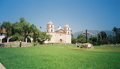 Mission Santa Barbara (The Disillusioned One) Tags: santabarbara mission