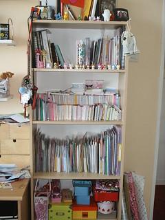 kawaii stationery kabinet july 07