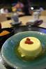 ジーマーミ豆腐うこん染め, an-non, Laguna Garden Hotel, 沖縄
