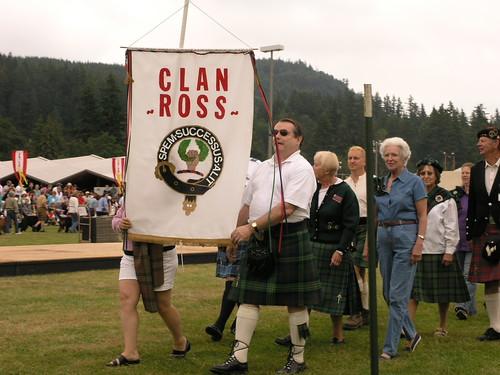 Clans Parade