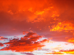 Fiery Pastels in Monsoon Sunset (cobalt123) Tags: pink blue light sunset red arizona orange phoenix beautiful clouds catchycolors skyscape purple pastel glorious monsoon fiery azwmonsoon mywinners orangeset qarizona