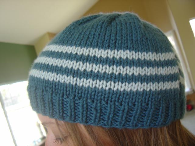 Chemo Cap (Both Flat and Circular Knitting Patterns ...
