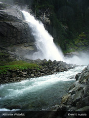 Krimmler Waterfall (abdull) Tags: mountain nature water austria waterfall krimml krimmler