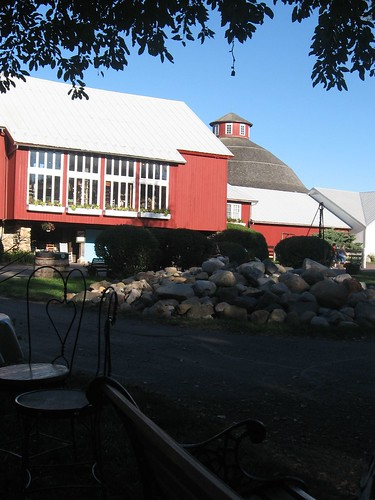 Round Barn Theatre at Amish Acres
