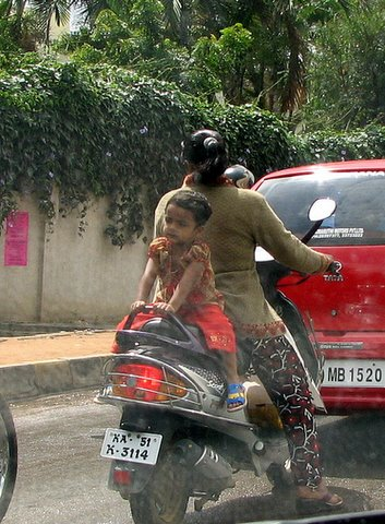 Safety for the child