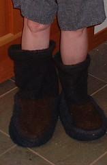 Hagrid's boots4