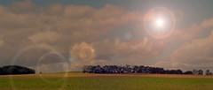 manipulated landscape (camera-caritatis) Tags: sea sky cloud landscape himmel wolke baltic landschaft ostsee itmeri pilvi taivas waabs