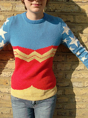 Wonder Woman Jumper