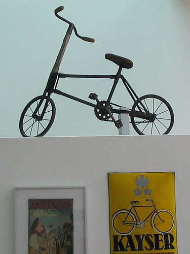 Ausstellung Aufs Rad
