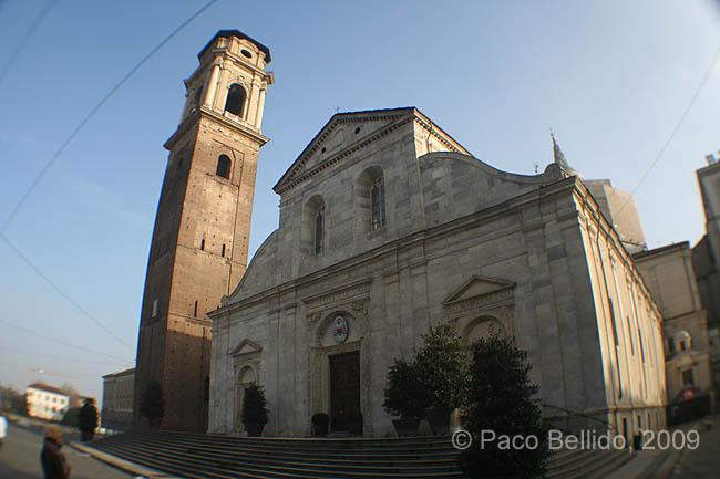 Fachada del Duomo de San Giovanni. © Paco Bellido, 2009