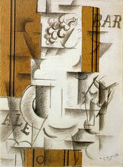 braque_synthetic_cubism (williamcromar) Tags: collage papier synthetic braque cubism colle