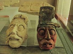 Le musée des ruines de Palenque