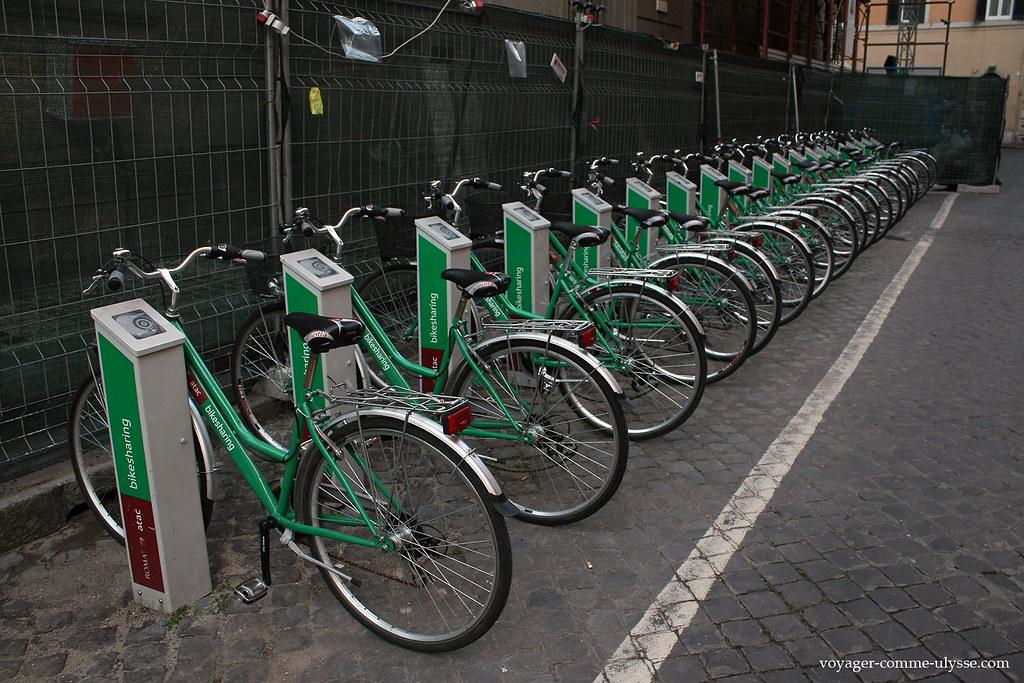 Vélos romains