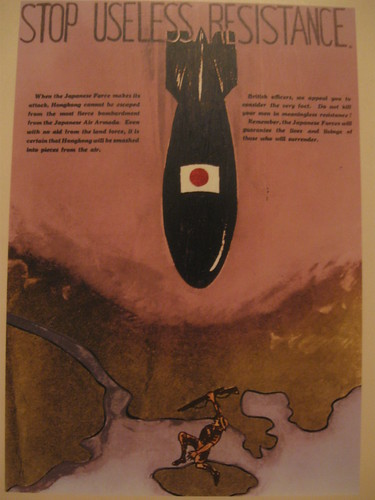 second world war propaganda posters. Japanese war propaganda poster