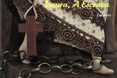 """ISAURA, A ESCRAVA - Blythe Photo novel - Estréia em 2011 - Baseada na Obra de Bernardo Guimarães """"A Escrava Isaura"""""""