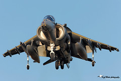 BAe Harrier GR9 RAF Cottesmore UK (Nigel Blake, 12 MILLION...Yay! Many thanks!) Tags: uk canon photography force aircraft aviation military air royal blake bae nigel raf harrier cottesmore gr9 eos1dsmkiii 600mmf4is