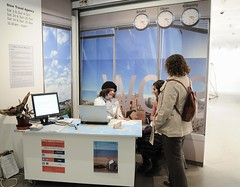 Slow Travel Agency, Sustrans
