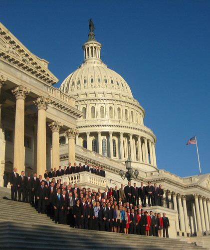 Freshmen Congress Meet On Capitol Hill