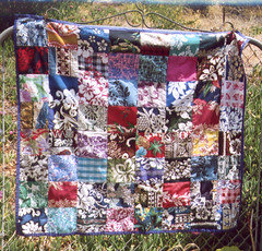 Hawaiian Quilt side 1