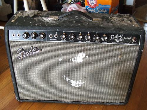 Fucked amp