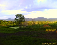 Marshfield, Vermont Mountains