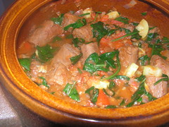 Sausage and Lentil Casserole 1