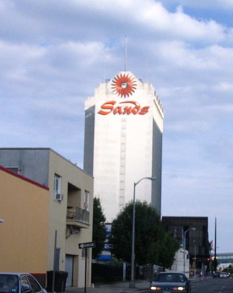 Sands Casino Hotel, Atlantic City, New Jersey