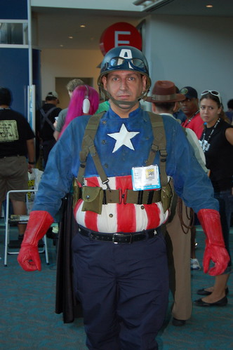 Comic Con 2007: World War 2 Cap