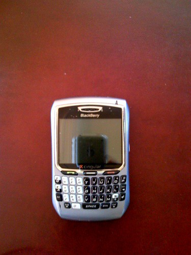 FactoryBlackberry 8700c