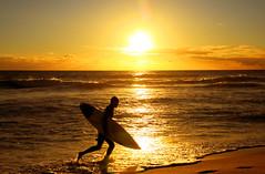 IMG_7458 (kimtojin) Tags: ocean sunset sun beach surf waves surfer abigfave aplusphoto diamondclassphotographer flickrdiamond ysplix thatsbostin