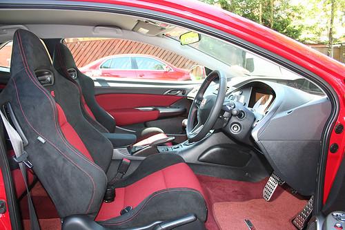 Фотки Honda Civic Type R GT