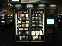 iPod Vending machine wtf?