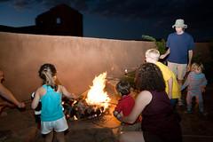smore work (jetrotz) Tags: newmexico fire sam smores ourkids bernalillo tamaya
