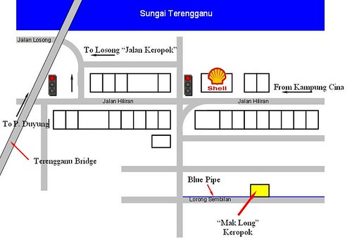 Mak Long's Map