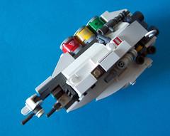Space Rasta Cargoship