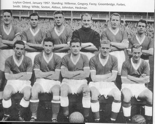 The team 1957