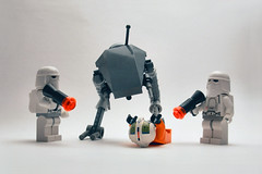 AT-PD imperial assault droid