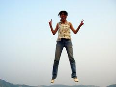 Amy jump