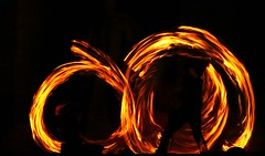 Circles (Stranju) Tags: roma fire fireworks circles flames fuego eur fuoco gioco fiamma giocolieri abigfave impressedbeauty aplusphoto nottebianca2007 manatfireworks phiro