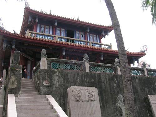 台南遊-赤崁樓