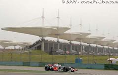 GP China - Alonso