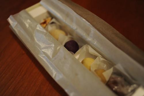 HIGASHIYAの一口菓子